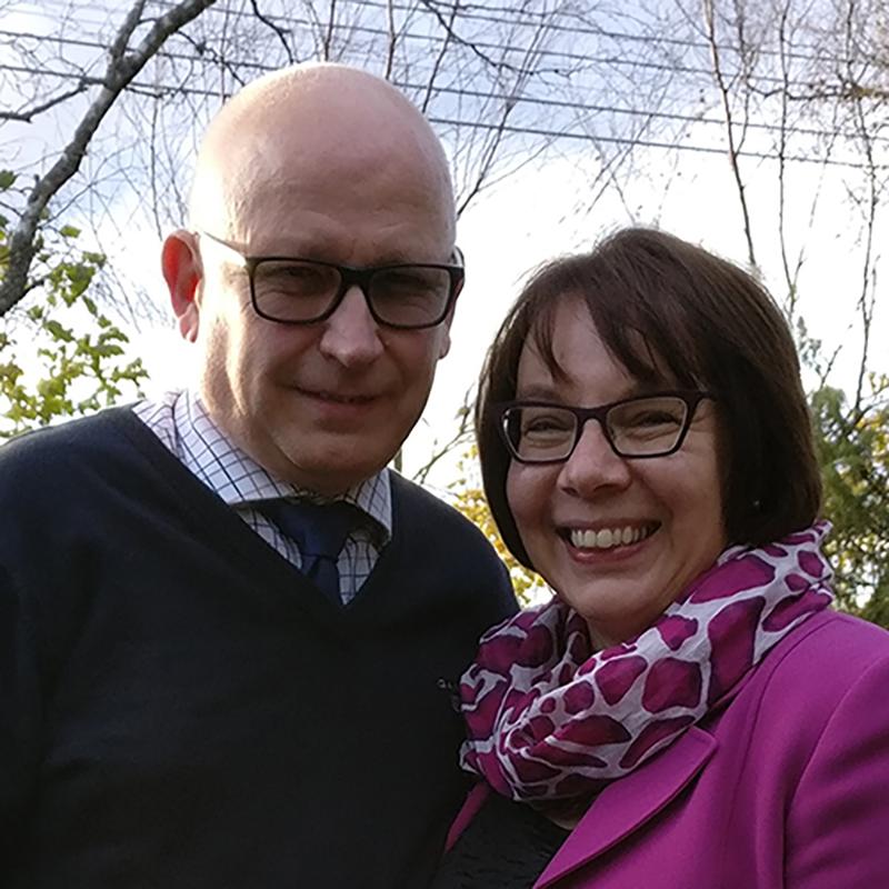 Liisa ja Juha Välilä